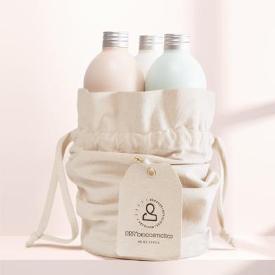 kit regalo cosmetica organica